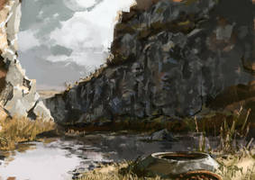 Quarry by Guennol