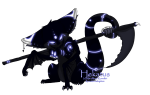 Hekate by Nai-Alei