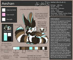 Aeshan Official Reference Sheet