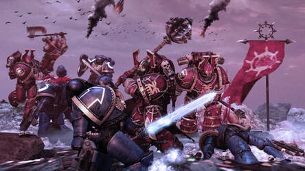 The World Eaters