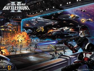 Hunter star wars battlefront 2 by Hunter-Fett