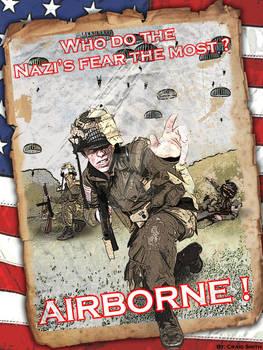 Para Drop Poster