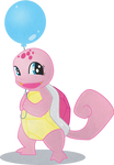 Ponymon Starters - Squirtle Pie