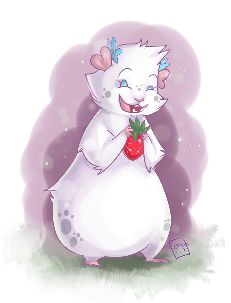 Ellie Pig by EllisArts