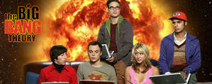 The Big Bang Theory by GuesTar