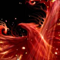 Phoenix by Mai-Ekaki