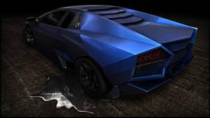 Lamborghini Reventon - back