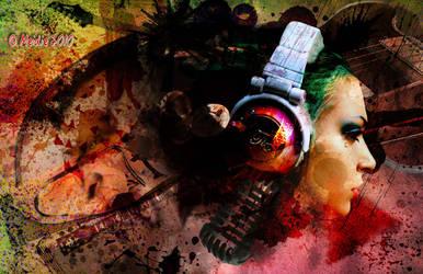Grunge Music and Passions by stupidzero
