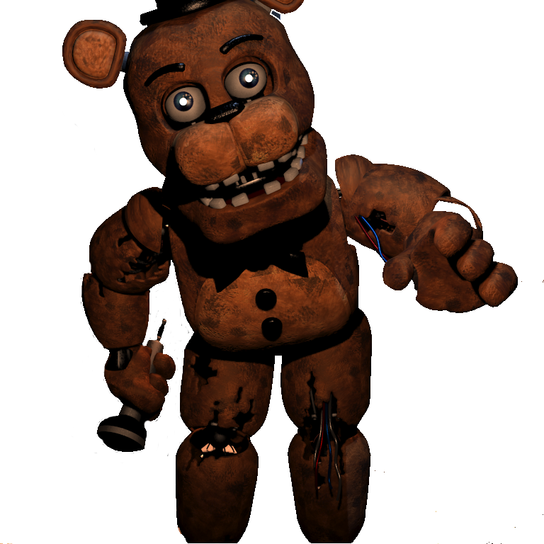 Old Freddy Toys : Characters five nights at freddy s wiki guide ign