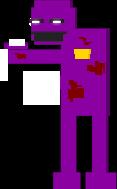 FNAF2: Improved Purple Man by FredbearTheAnimatron