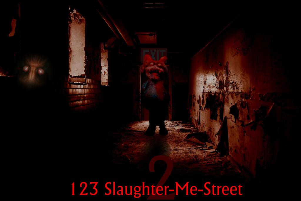 123 Slaughter Me Street Nightmare