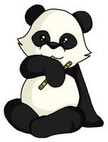 panda by BattleAngelMel