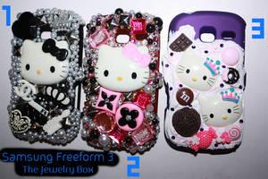 Samsung Freeform 3 Cases
