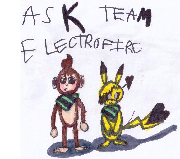 Ask Team Electrofire