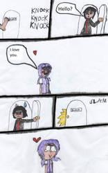 ES Gijinka: I Love You