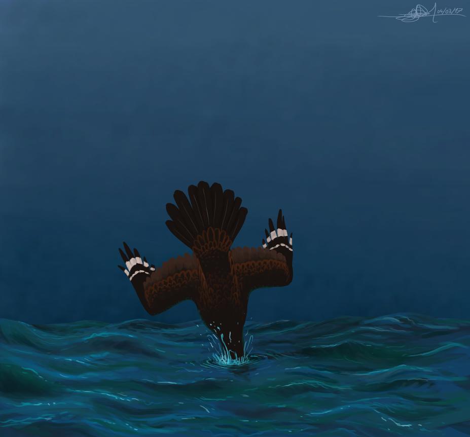 Tingmiatornis arctia by TheWoodParable
