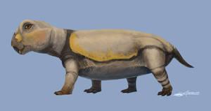 Lystrosaurus curvatus