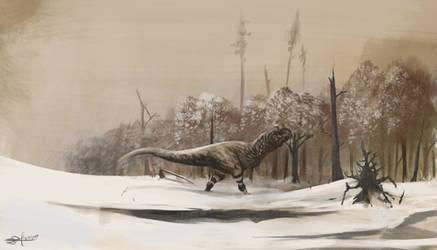 Tyrannosaurus rex's birthday