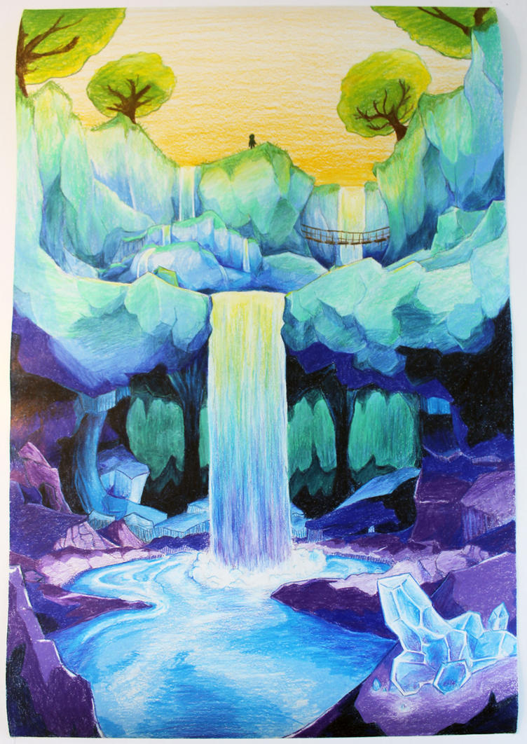 Flowing Waters by brawler1031
