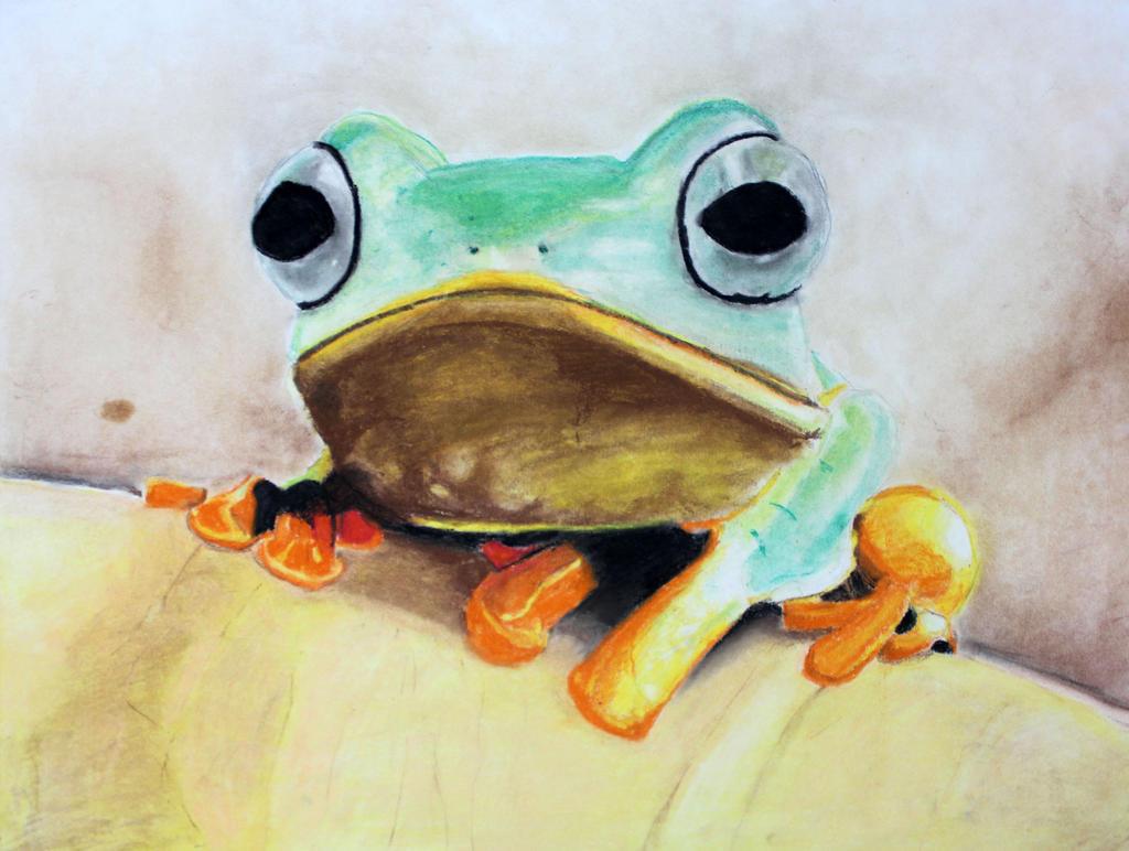 Froggy by brawler1031