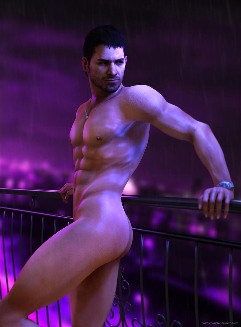 chris redfield hot naked