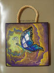 TARDIS Butterfly in the Time Vortex