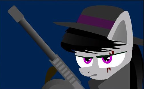 Mafia octavia (Call of Duty emblem) by AWESOMECON10