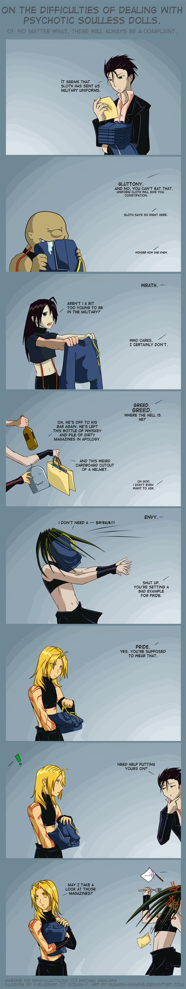 Fma motivational posters funny and cute favourites by - Fma funny pics ...