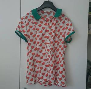 Watermelon blouse