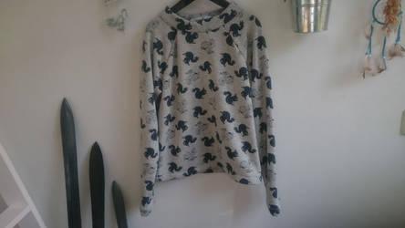Warm winter shirt