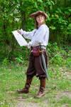 Roxie the navigator by MarisArmoury