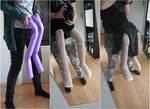 Weavess legs wip by talkenia