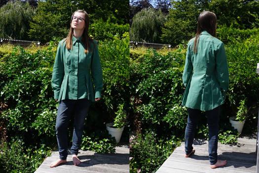 Fancy blouse for daily wear