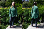 Fancy blouse for daily wear by MarisArmoury