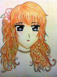 She looks like a Pearl by AsukaPanda
