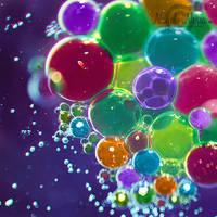 Liquid Universe by NayeliNeria