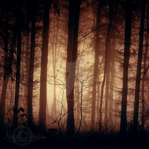 Burning Blackout by NayeliNeria
