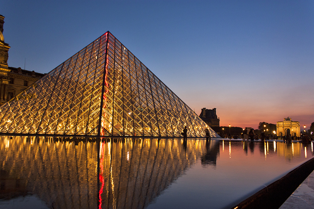 Louvre by cjvernet