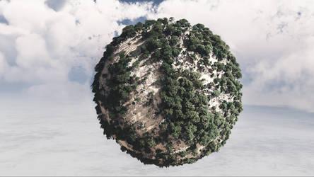 Mini-planet. by Ishamz
