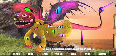 The one-hundred Eyed beam tail by Degamer-EXE