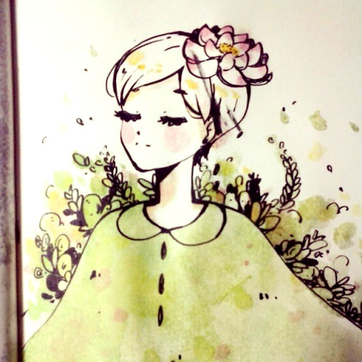 Spring by KawaKeiko