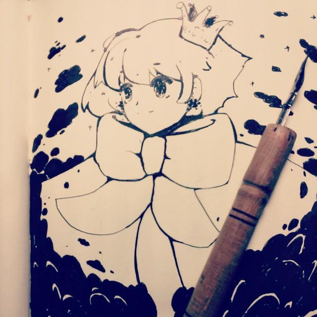 Day 12 by KawaKeiko