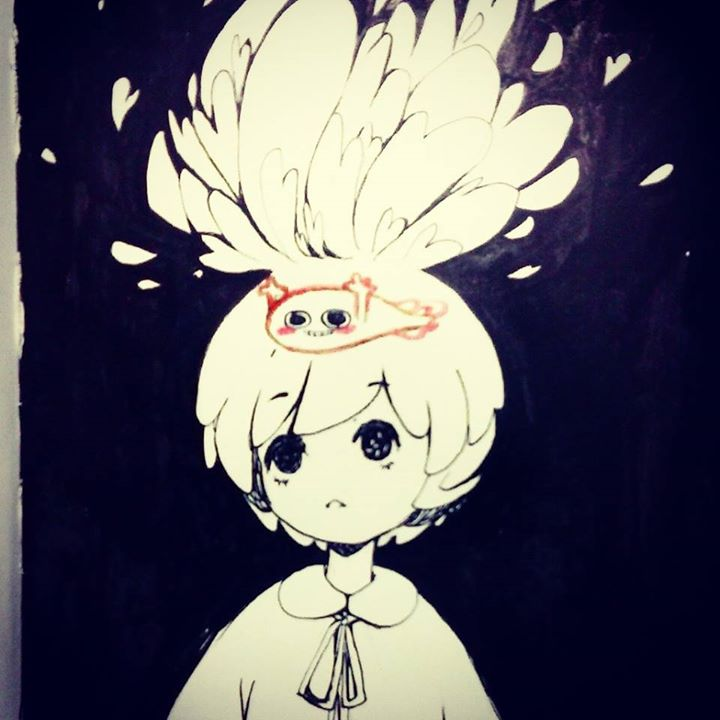 Day 15: Brain Damage by KawaKeiko