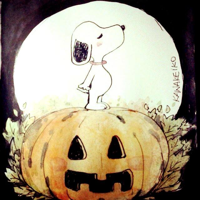 The Great Pumpkin by KawaKeiko