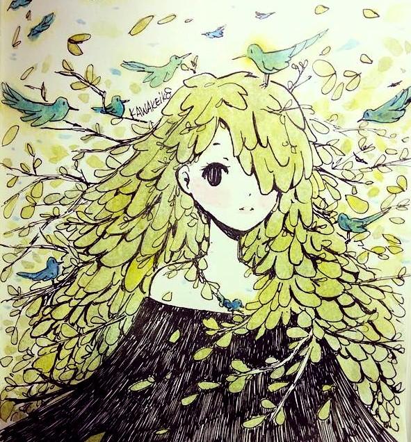 Tree by KawaKeiko