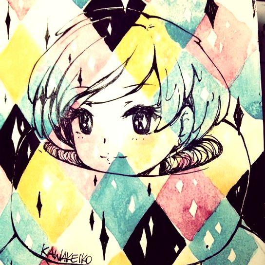 CMYK by KawaKeiko