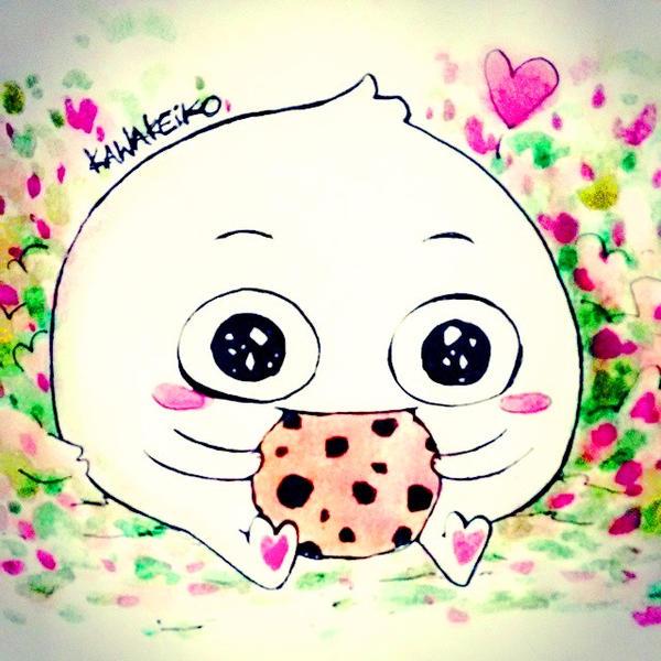 Cookie craving by KawaKeiko