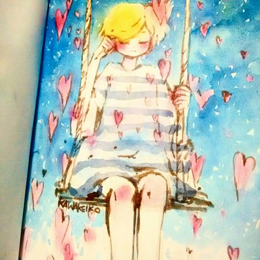 Love by KawaKeiko
