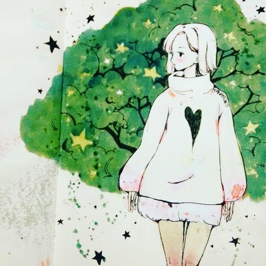 Human by KawaKeiko
