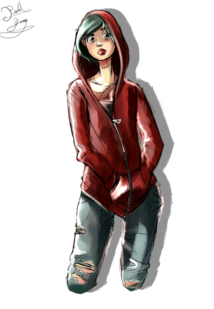 Very old self portrait by Bayberrycheesecake